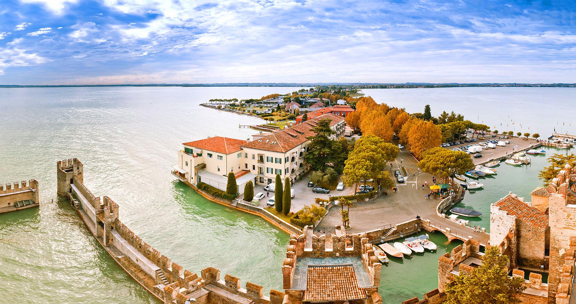 Lago di garda localit pi belle trento 2018 for Case belle da vedere