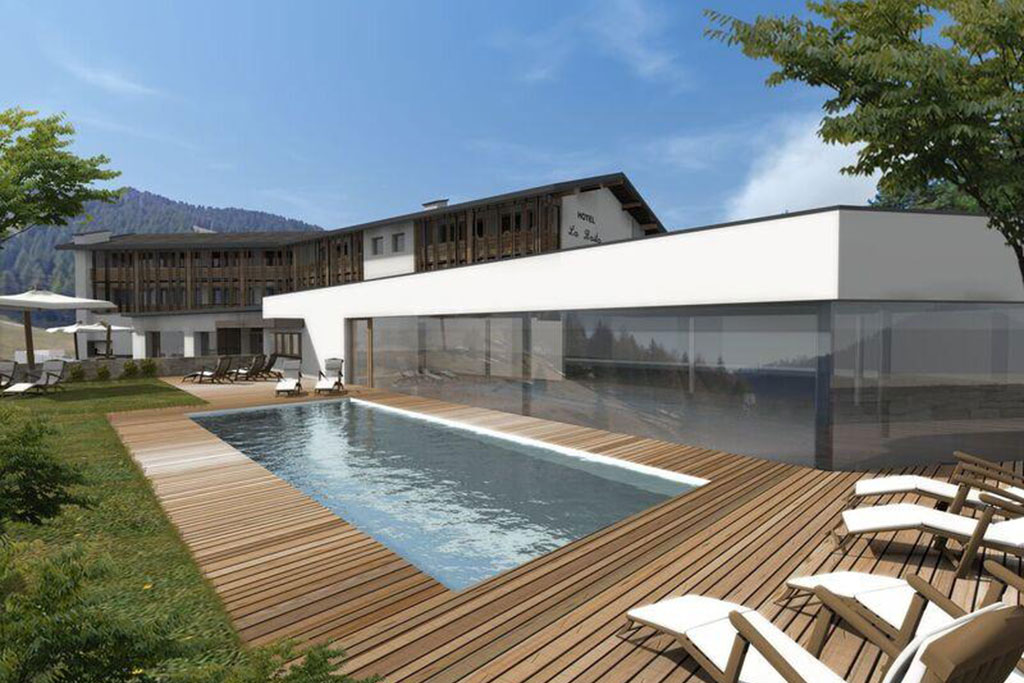 Family hotel folgaria con piscina coperta trento 2018 - Hotel maranza con piscina coperta ...