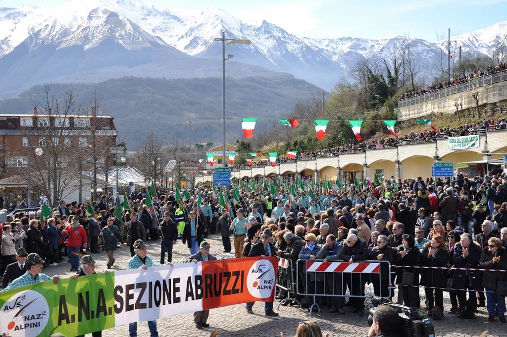 CORO ANA STELLA DEL GRAN SASSO (AQ) - Trento 2018 7274b6039b3a