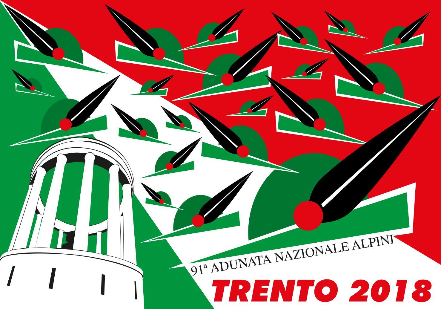 Calendario Prossime Adunate Alpini.Calendario Prossime Adunate Alpini Trento 2018
