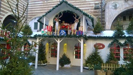 La Casa Di Babbo Natale A Verona.Casa Di Babbo Natale Verona Trento 2018